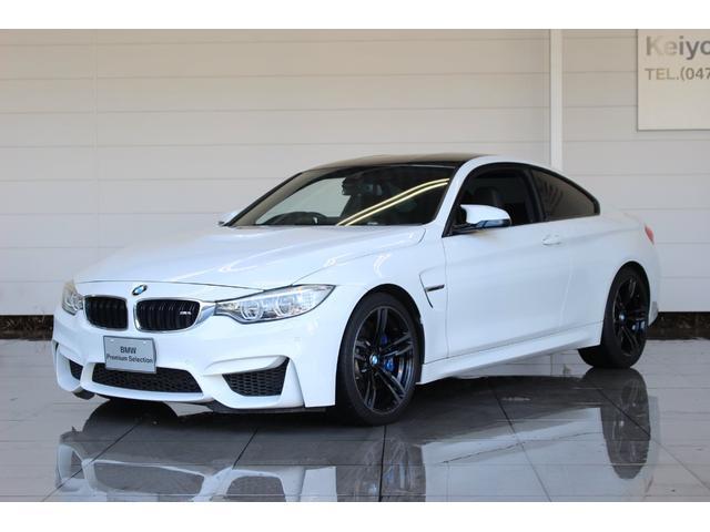 BMW M4クーペ  DTC 認定中古車 純正ナビ ETC