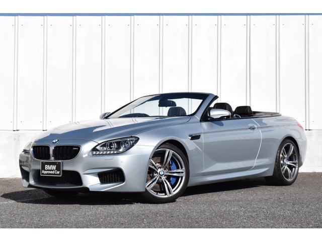 BMW M6 カブリオレ 認定中古車 純正ナビ