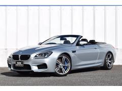 BMW M6M6 カブリオレ 認定中古車 純正ナビ