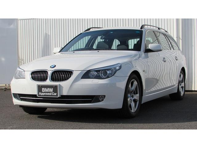 BMW 5シリーズ 525iツーリングハイライン 認定中古車 (車...
