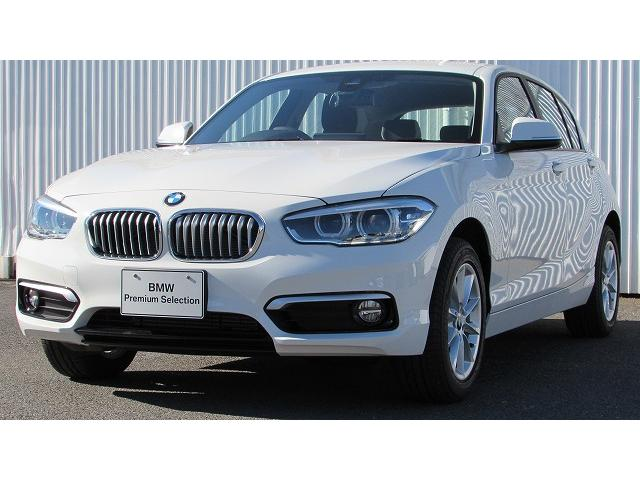 BMW 1シリーズ 118d スタイル 認定中古車 (検31.10)