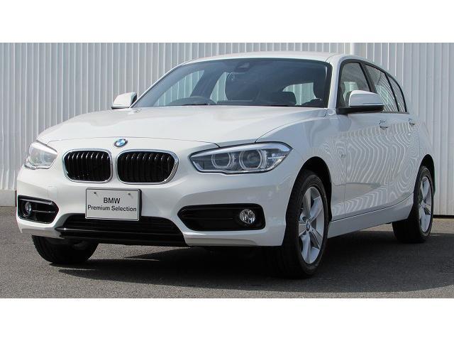 BMW 1シリーズ 118i スポーツ 認定中古車 (検31.10)