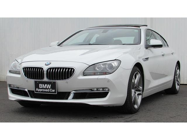 BMW 6シリーズ 640iグランクーペ ハイライン 認定中古車 ...