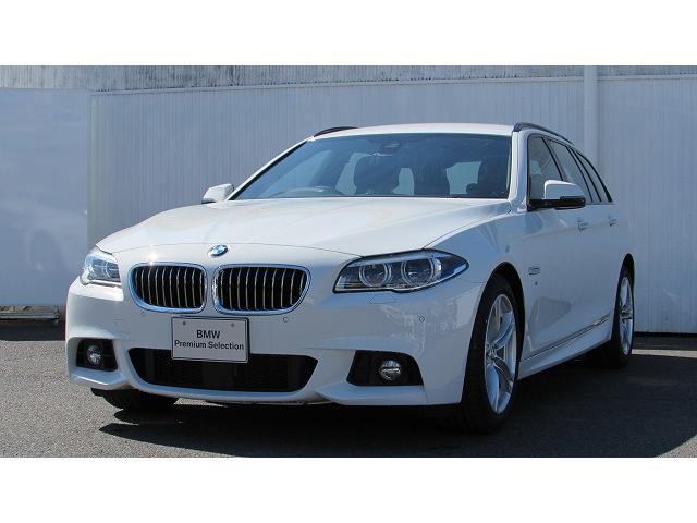 BMW 5シリーズ 523dツーリング Mスポーツ 認定中古車 (...
