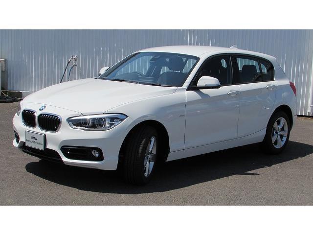 BMW 1シリーズ 118d スポーツ 認定中古車 (検31.7)