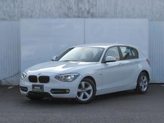 BMW116i スポーツ 認定中古車 ワンオーナー