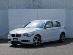 BMW116i スポーツ 認定中古車 キセノン ライト 17インチ