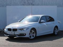 BMW320i スポーツ 認定中古車 Bカメ 純正ナビ