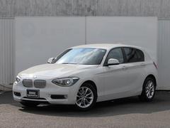 BMW116i スタイル 認定中古車 社外ナビ 地デジ