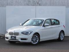 BMW116i スタイル 認定中古車 社外ETC キセノン