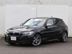BMWM135i 認定中古車 純正ナビ 赤レザー ワンオーナ