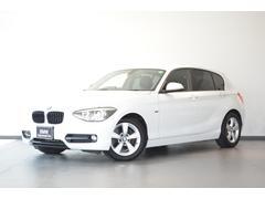BMW116i スポーツ 認定中古車 キセノン ETC