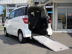 ゼストG 車いす仕様車 4人乗りリヤシート有り 新品フロアマット
