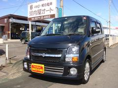 ワゴンRRR−Sリミテッド 4WD オートエアコン ターボ