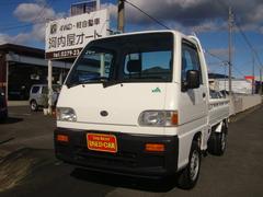 サンバートラックJA 4WD 5速 エアコン付