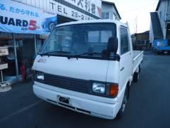 ボンゴトラック4WD 1.25t 低床 10尺ボディー