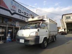 ライトエーストラック 4WD 移動販売車 スタンバイ付(トヨタ)