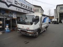 キャンター 4WD 冷蔵 冷凍機能付き移動販売車 ショールーム付(三菱ふそう)