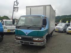キャンター4WD 冷蔵 冷凍車