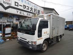 エルフトラック 4WD 冷蔵 冷凍付移動販売車(いすゞ)