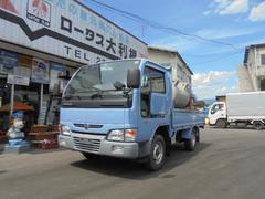 アトラストラック4WD DX 1kl タンクローリー