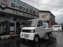 ミニキャブトラック4WD 軽タンクローリー