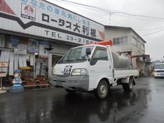 バネットトラック4WD 1klタンクローリー H L切替