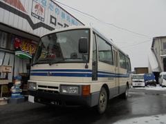 シビリアンバス26人乗り オートスライドドア オートクーラー付き
