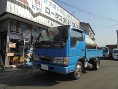 エルフトラック4WD 1.9kl タンクローリー タンク検査済証付き