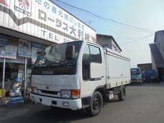 アトラストラック 4WD 移動冷凍販売車 ワンオーナー(日産)