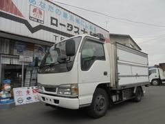 エルフトラック 4WD 移動販売車 冷蔵 冷凍 スタンバイ付き(いすゞ)