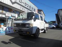 ボンゴトラック4WD Wキャブ 1t