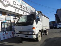 ダイナトラック4WD 冷蔵 冷凍車 デンソー製