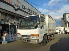 エルフトラック 4WD 冷蔵 冷凍機能付き移動販売車 設定−7℃(いすゞ)