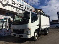 キャンター 4WD 冷凍 冷蔵機能付き移動販売車 スタンバイ付き(三菱ふそう)