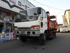 エルフトラック4WD 農作業車 積載2.1t