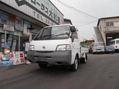 バネットトラック1t 平ボディー 5速マニュアル ガソリン車