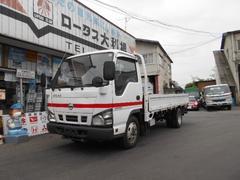 アトラストラック4WD 2t 平ボディー スムーサー付