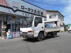 エルフトラック4WD 1.5t 平ボディー フリーハブ