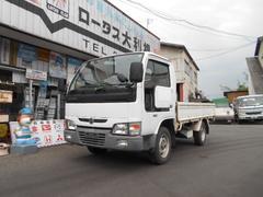 アトラストラック4WD 1.5t 平ボディー Sタイヤ
