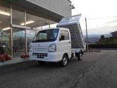 キャリイトラック4WD 三方開強化ダンプ 5MT HL切替