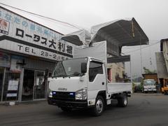エルフトラック4WD 積載1500 平ボディー フリーハブ