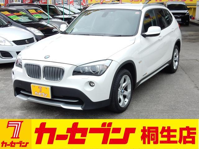 BMW X1 sDrive 18i 純正HDDナビ ETC (車検...
