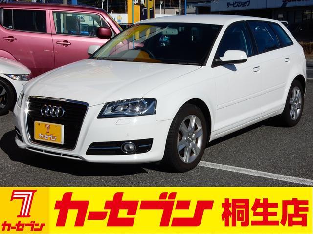 アウディ A3 スポーツバック1.4TFSI 純正SDナビTV ワ...