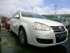 VW ゴルフヴァリアントTSI コンフォートライン サンルーフ