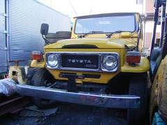 ランドクルーザー40ロング LX BJ44