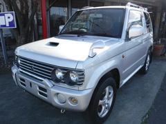 パジェロミニリンクスV 4WD ターボ
