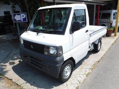 ミニキャブトラックダンプ 4WD エアコン パワステ