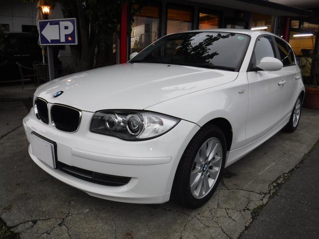 BMW 1シリーズ 116i ナビ TV バックカメラ HIDライ...