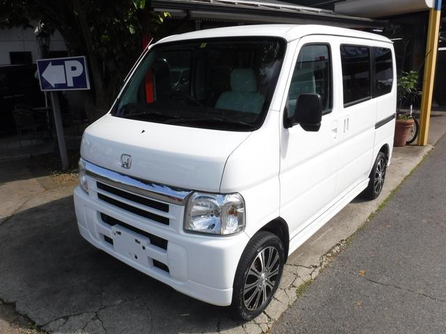ホンダ バモス M 4WD (車検...